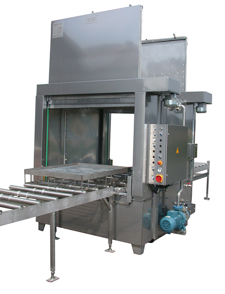 metal cleaning machine