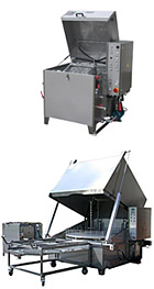 Degreasing machines | Metal cleaning machines | Cleaning machines | Parts cleaning machines